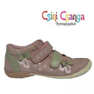 D.D.Step púder rózsaszín cipő