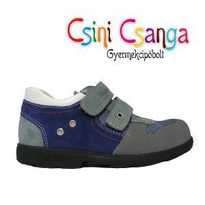 Kék-szürke Szamos szupinált cipő