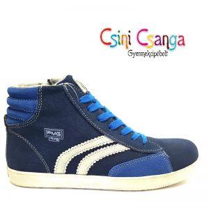 Kék fűzős-cipzáros Primigi cipő