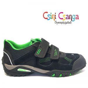 Fekete Superfit sportcipő