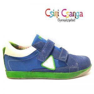 Kék-neonzöld Primigi cipő