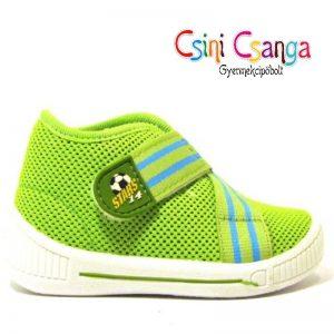 Világos zöld Superfit cipő