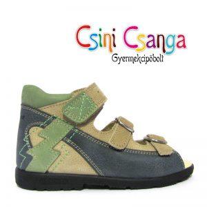 Pink-ezüst Szamos szupinált cipő