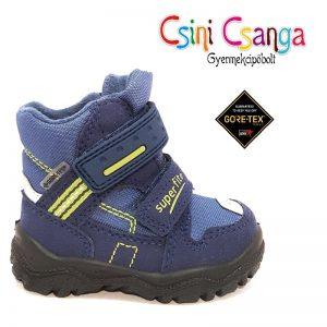 Superfit kék téli cipő