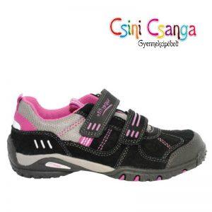 Fekete pink Superfit sportcipő