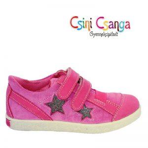 Primigi rózsaszín csillagos cipő