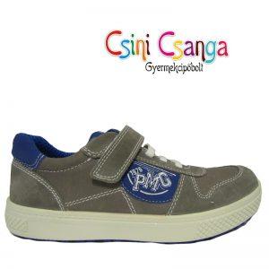 Primigi bézs cipő kék betéttel