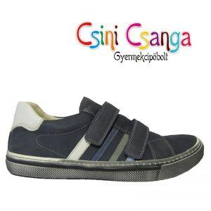 Szamos sötétkék cipő