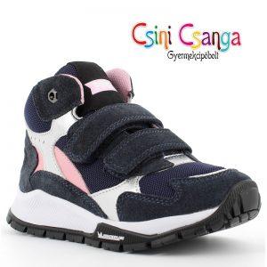 Sötétkék-rózsaszín Primigi cipő