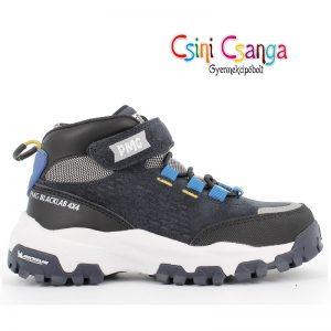 Sötétkék gumifűzős Primigi cipő