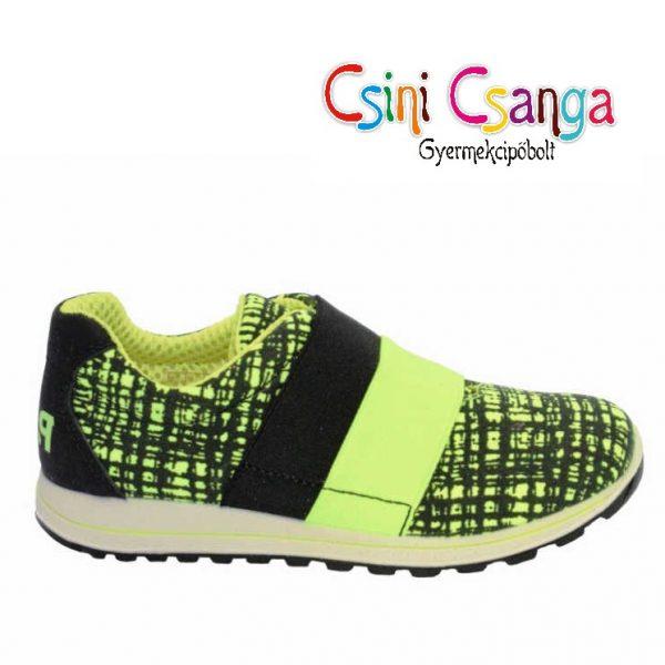 Primigi gumis sportcipő zöld