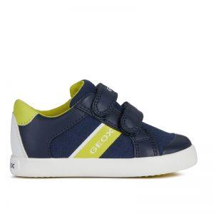 Geox kék-zöld cipő