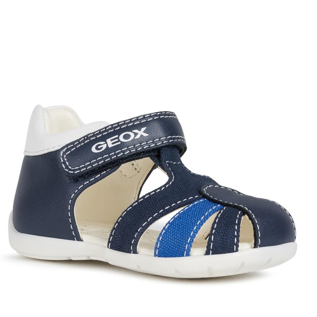 Geox kék fiú szandál (B021PC) Csini Csanga Gyermekcipő