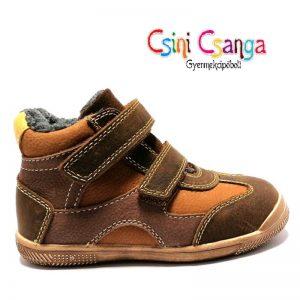 Ponte 20 barna téli cipő