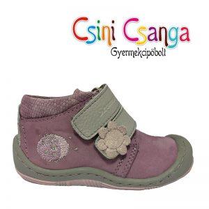 Lila-szürke Szamos cipő