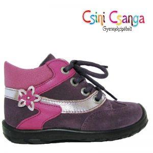 Lila fűzös Superfit cipő