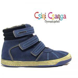 D.D.Step kék téli cipő