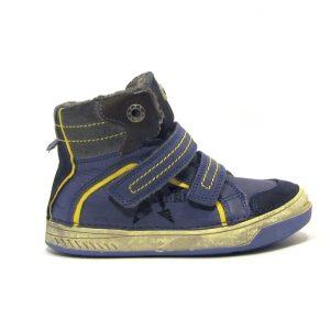 D.d.step kék fiú téli cipő