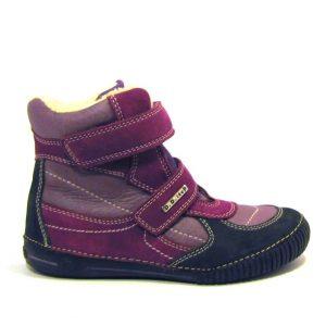 D.d.step levendula téli lány cipő