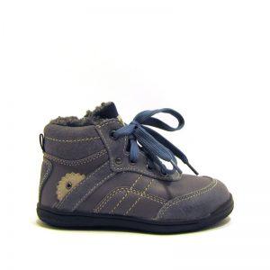 Ponte 20 szürke téli cipő
