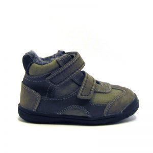 Ponte 20 zöld téli cipő