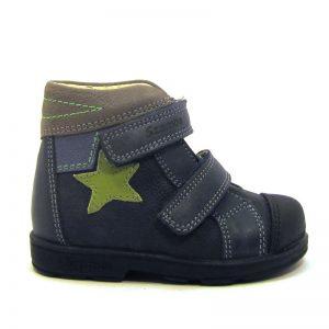 Kék Szamos szupinált cipő