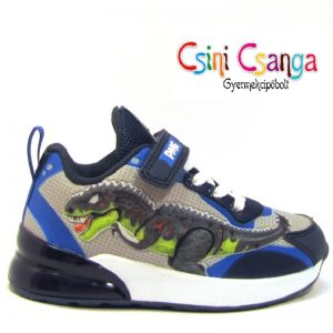 Dínós világítós cipő