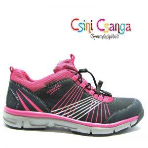 Gumis fűzős Superfit sportcipő