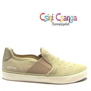 Arany Geox vászoncipő