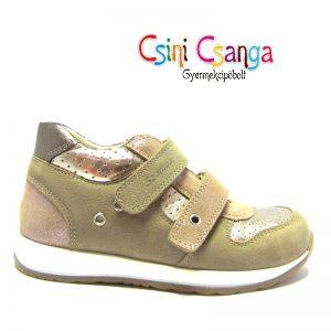 Arany bézs Szamos cipő