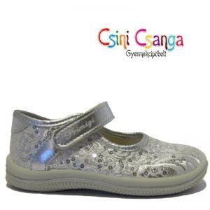 Primigi ezüst flitters cipő