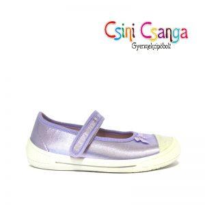 Lila Superfit vászoncipő