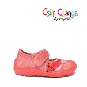 Rózsaszín Superfit vászoncipő