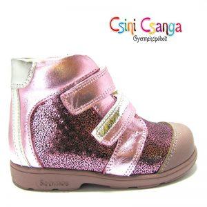 Pink- szürke Szamos cipő