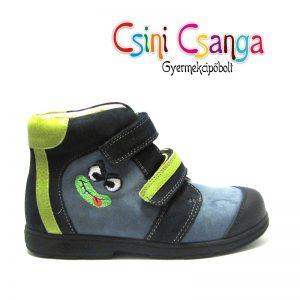Kék-zöld Szamos szupinált cipő