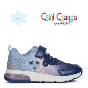 Frozen II világítós Geox cipő