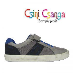 Geox sötétkék-szürke cipő