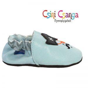 D.D.Step Kalózos baba cipő