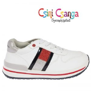 Tommy Hilfiger fehér cipő