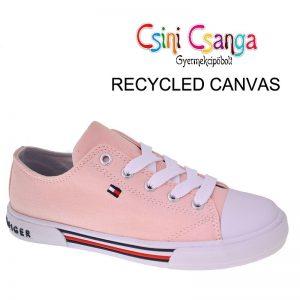 Tommy Hilfiger rózsaszín tornacipő