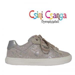 Geox rózsaszín mintás cipő
