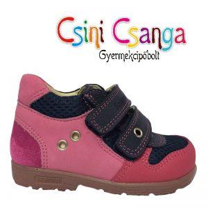 Pink-sötétkék Szamos szupinált cipő