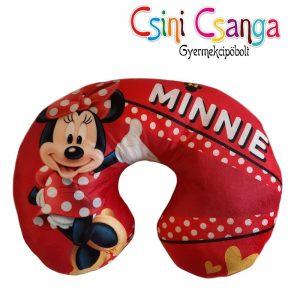 Disney Minnie-piros nyakpárna