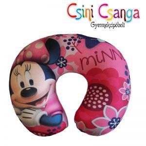 Disney Minnie-rózsaszín nyakpárna