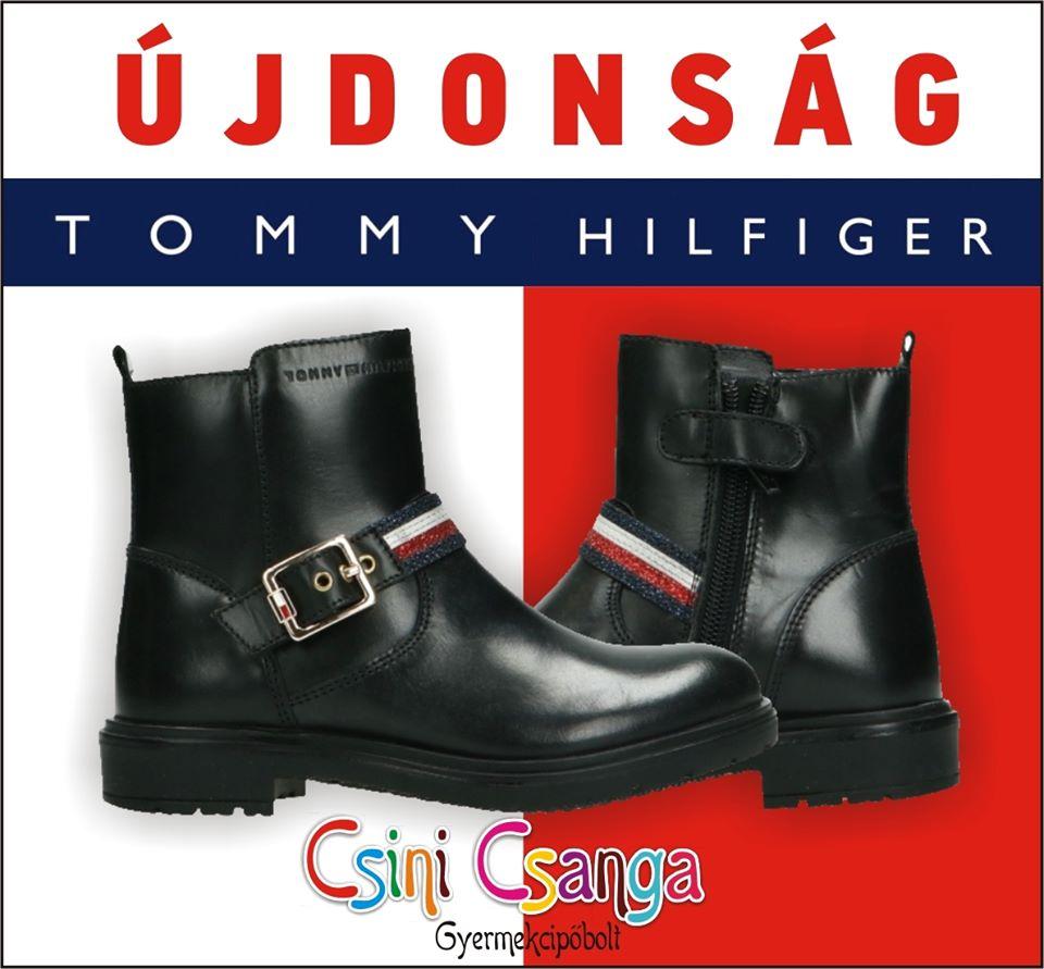 Tommy Hilfiger gyermekcipők, Csini Csanga Gyermekcipő webáruház – Gyermekcipőbolt